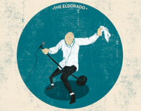 How to dance like Gord Downie infographic