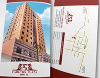 Carlton Plaza Hotel - Folder