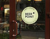 Бар крафтового пива BEERPOINT