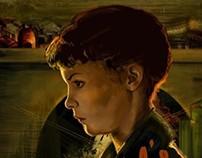 Digital Painting - Amelie