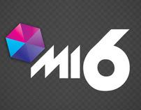 mi6 Logo and identity
