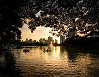 Urban Parks, BANGKOK Cityscape Photography