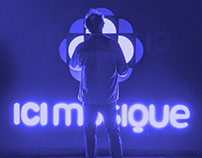 ICI Musique - Kiosque intéractif