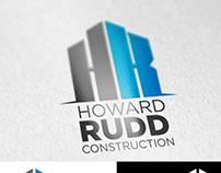 Howard Rudd Construction Logo