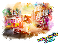 Graffiti-Street :)