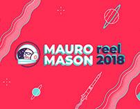 Mauro Mason Showreel 2018