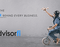 AdvisorFi Social Media Ad