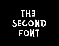 THE SECOND FONT