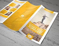 Business Trifold Brochure Vol 5