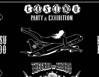 The card of libido casino party & exhibition.
