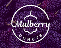 Mulberry Donuts