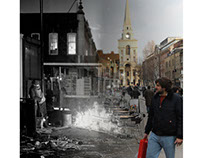 Walking Past: Spitalfields Market 1991–2013