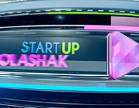 STARTUP BOLASHAK - TV SHOW OPENER