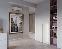 Studio apartment / Lizahome
