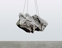 Stone (suspended and dreaming)