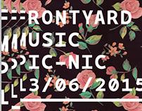 Frontyard Music Picnic '15