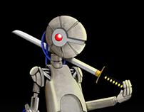 Gerald, Samurai Bot