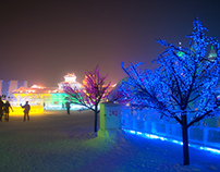 Harbin World of Snow & Ice-China
