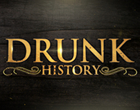 Drunk History- Designs & Animations