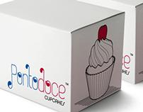 Ponto doce cupcakes