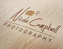 Nicole Campbell Photography Logo