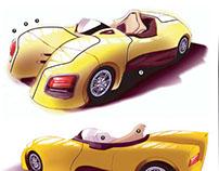 Phantom Car Design Concept