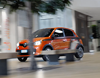 Twingo GT  - The Turbo Outfit