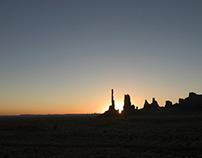 Monument Valley, September 2004