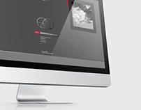 Website for Studio Architecture