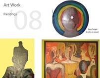 Art Work - Different Mediums