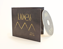 Lioness Album Packaging