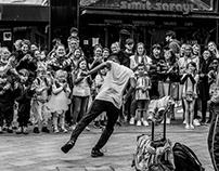 The Street Performer