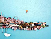 CITIES - Personnal art work