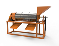 Credcotech MPrecision Sand Sorter Redesign (industrial)