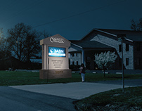 Church LED Display Signs
