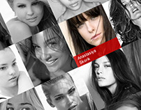 Models booking agency website