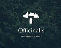 Officinalis - Italian Beauty Formula - Logo