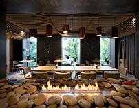 Odessa Restaurant, YOD Design Lab