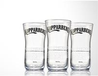 Kopparberg Glassware