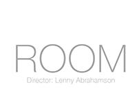 Room (2015) Minimalist poster