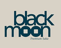 Black Moon Sake