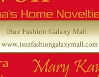 iSuz Fashion Galaxy Mall