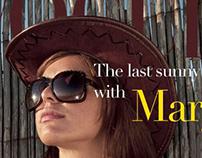 Mary photoshoot