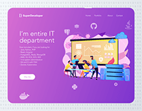 Twisted Landing Pages