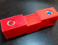 Проектирование и 3D печать элементов управления