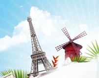 Paris MAJIC Tour 2015