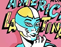 Poster - America Latina, Nouveau monde