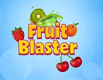 Fruit Blaster Game Screen