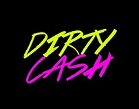 Dirty Cash Website - 2015