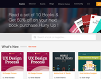 Book Lending Website
